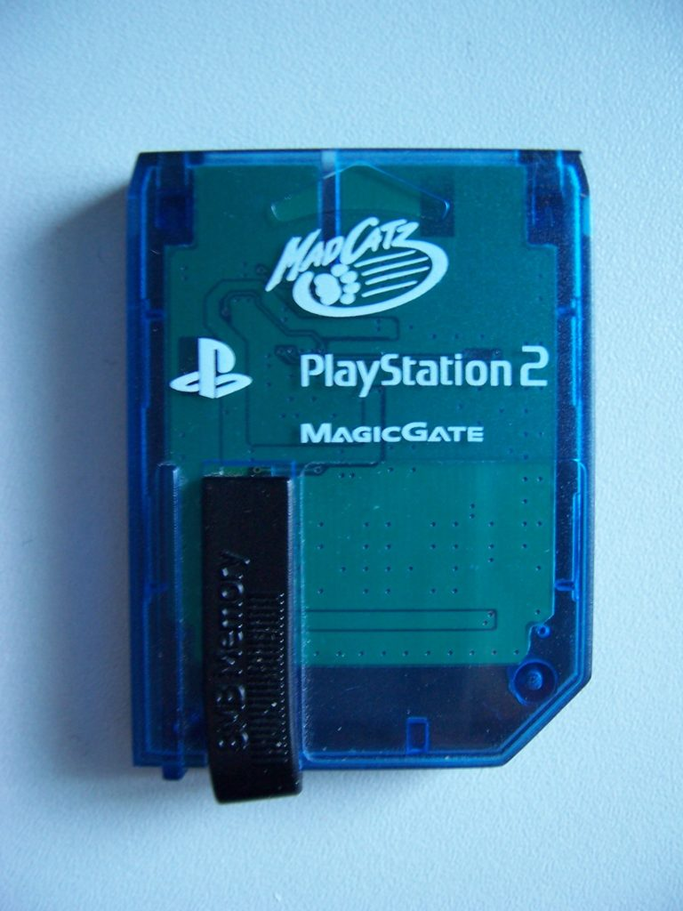 MadCatz mb Memory Card