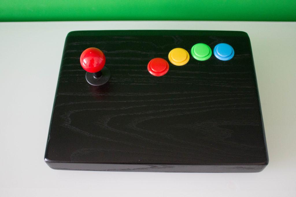 nd Analogue Arcade Stick scaled