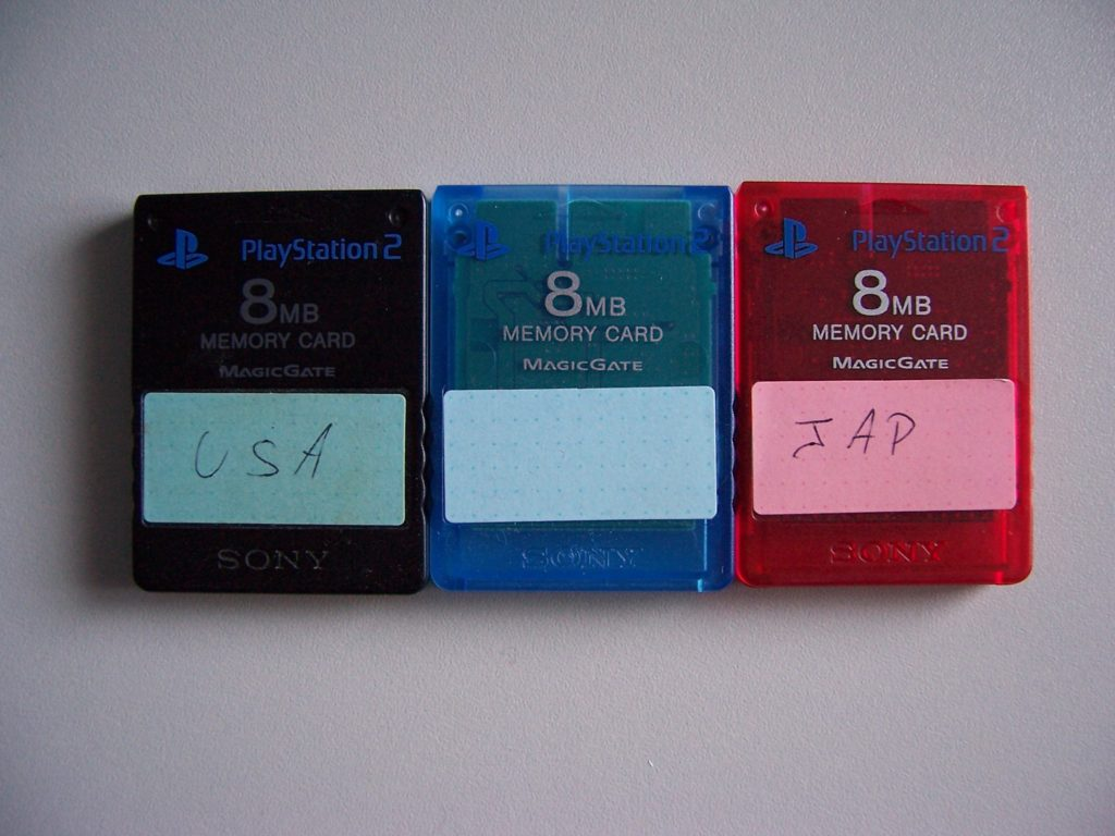 Sony mb Memory Cards