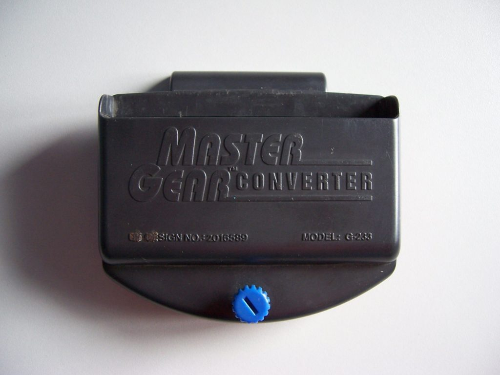 rd Party Master Gear Converter