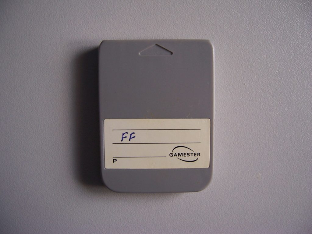 rd Party Memory Card
