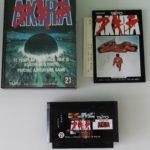 Akira()Contents