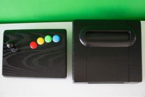 Analogue NEO GEO CMVS with Arcade Stick scaled