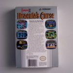 Castlevania Iii Dracula's Curse (2) Back