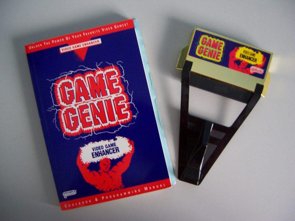Game Genie & Code Book