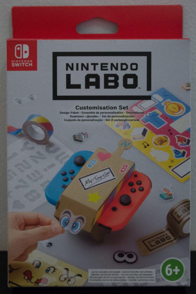 Labo Customisation Set scaled