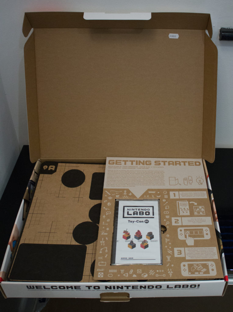 Labo Toy Con  Activity Kit  Contents scaled