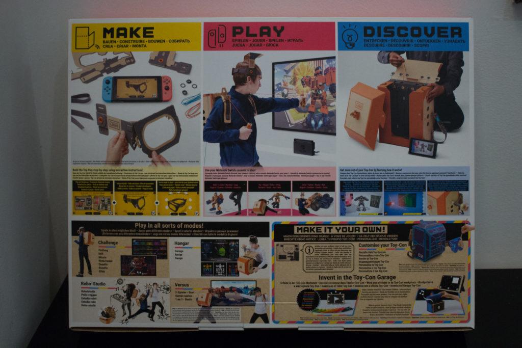 Labo Toy Con  Robot Kit  Back scaled