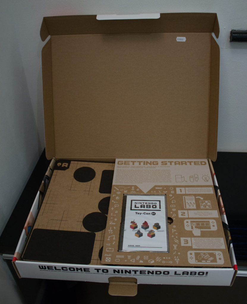 Labo Toy Con  Vehicle Kit  Contents scaled