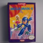 Mega Man 4 (1) Front