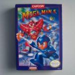 Mega Man 5 (1) Front