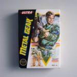 Metal Gear (1) Front