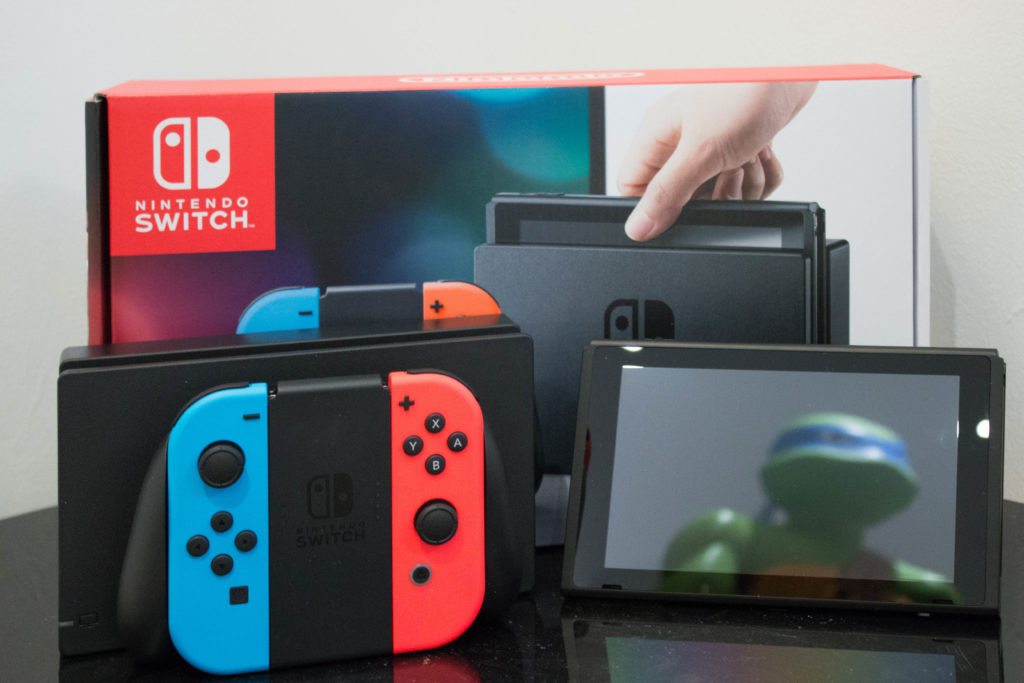 Nintendo Switch scaled