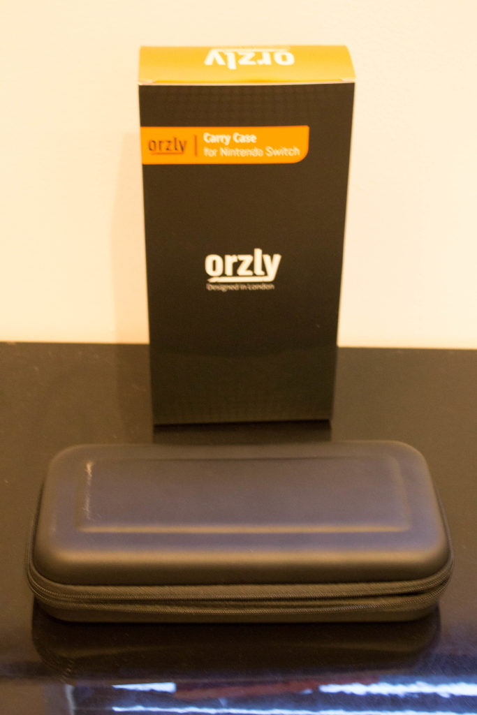 Orzly Switch Carry Case scaled