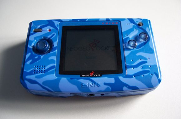 Neo Geo Pocket uploaded!