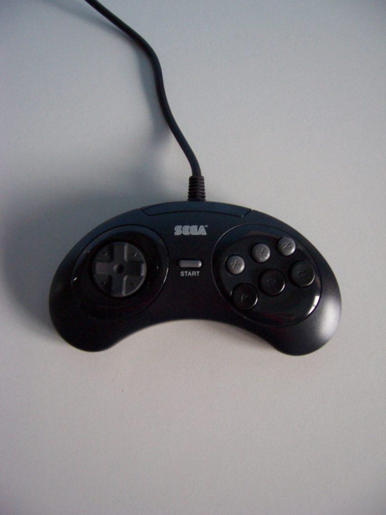 Sega  Button Control Pad