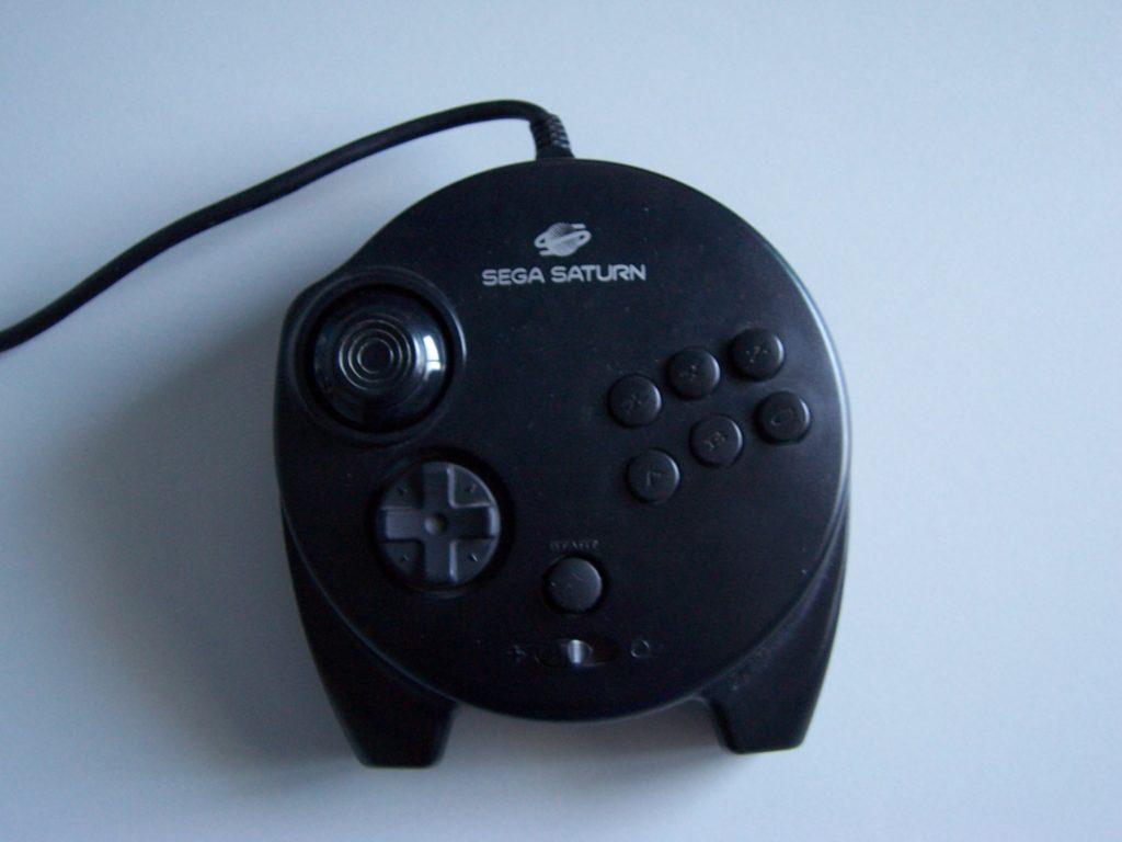 Sega Analogue Pad