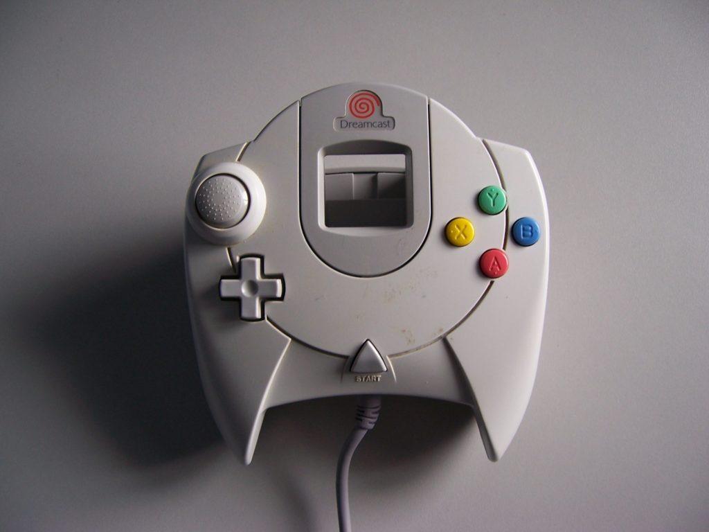 Sega Dreamcast Control Pad US