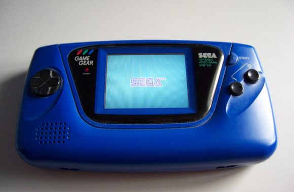 Game Gear uploaded!