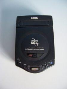 Sega Genesis CDX