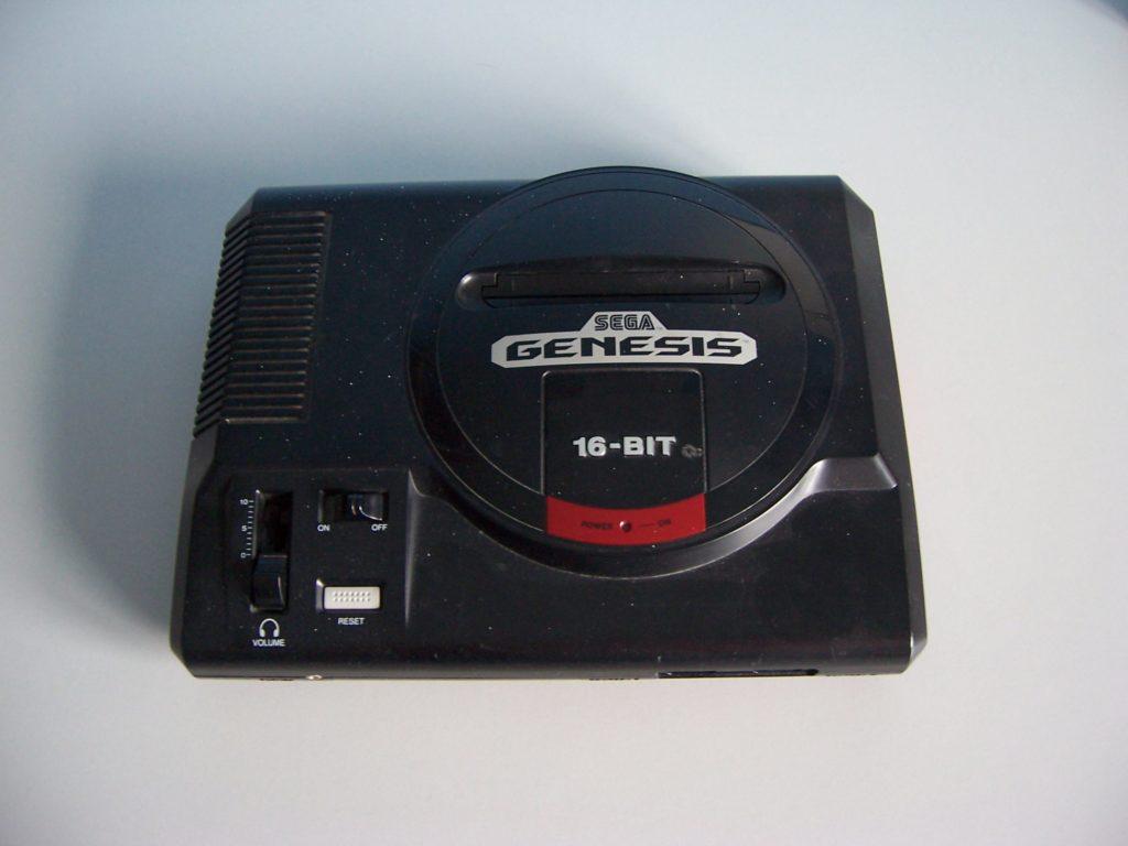 Sega Genesis Mk