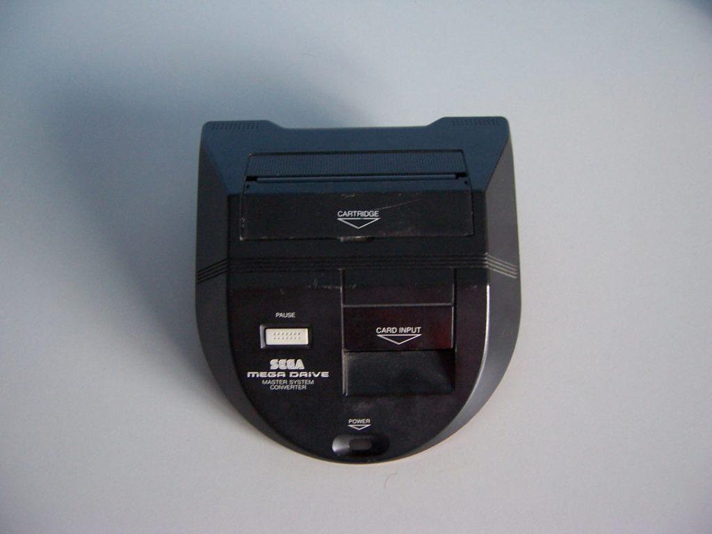 Sega Master System Convertor