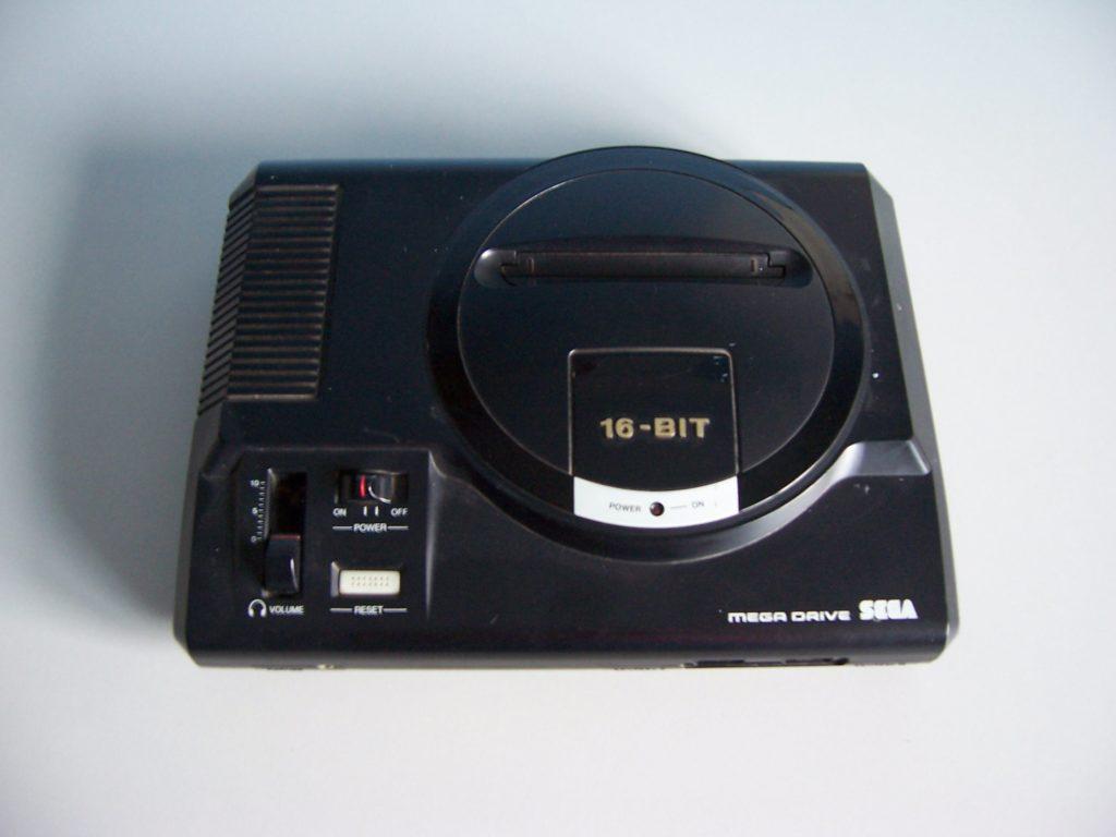 Sega Mega Drive Mk