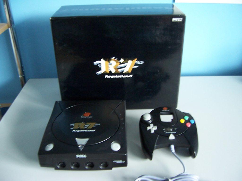 Sega Regulation  Edition Dreamcast