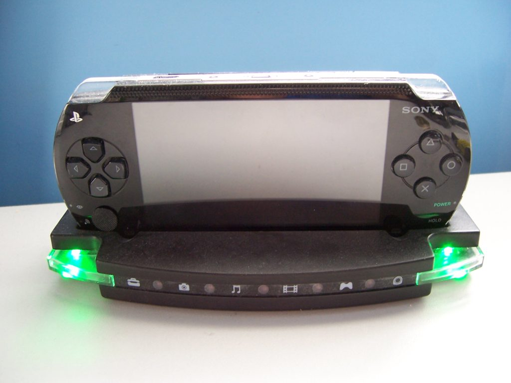 Sony Psp 3rd Party Charging Dock
