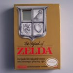 The Legend Of Zelda (1) Front