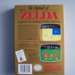 The Legend Of Zelda (2) Back