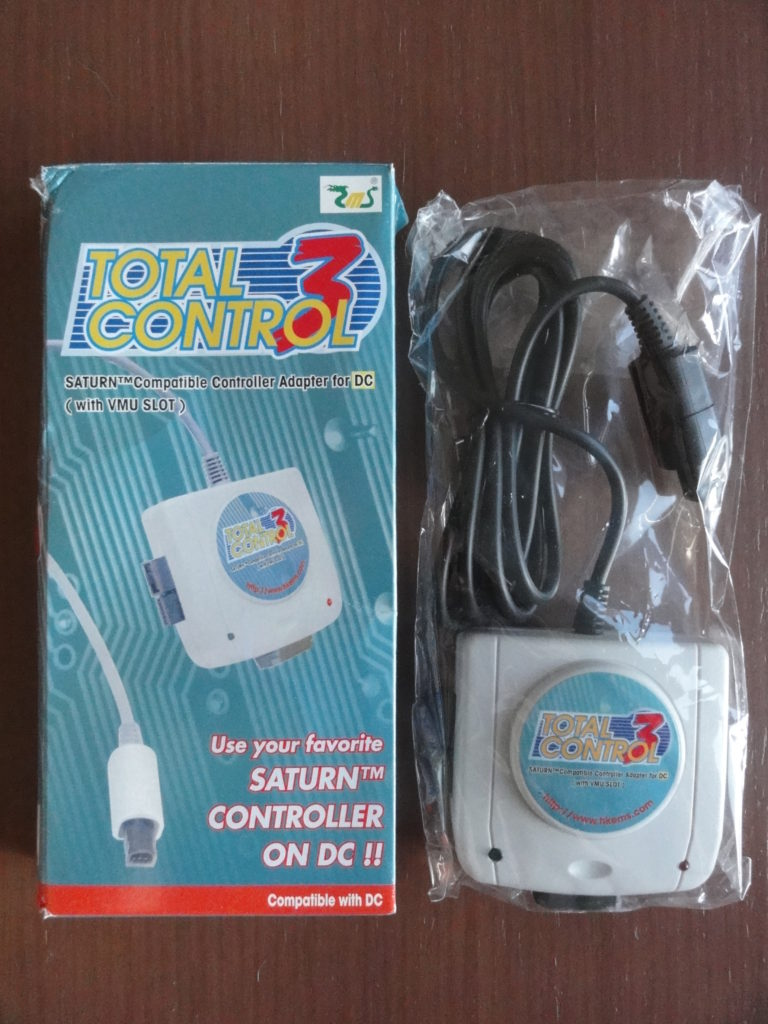 Total Control  Saturn Pad Adapter scaled
