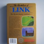 Zelda Ii The Adventure Of Link (2) Back