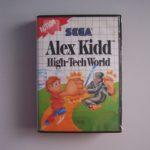 Alex Kidd High Tech World (1) Front