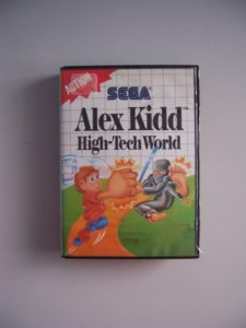 AlexKiddHighTechWorld()Front