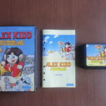 Alex Kidd In The Enchanted Castle (3) Contents