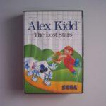 Alex Kidd The Lost Stars (1) Front
