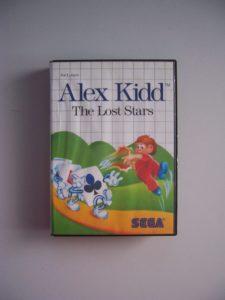 AlexKiddTheLostStars()Front