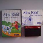 Alex Kidd The Lost Stars (3) Contents