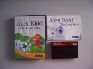 AlexKiddTheLostStars()Contents