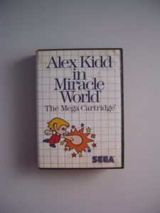 Alex Kidd In Miracle World (1) Front