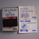 Alex Kidd In Miracle World (3) Contents