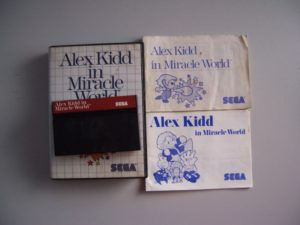AlexKiddInMiracleWorld()Contents