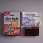 Alex Kidd In Shinobi World (3) Contents