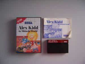 AlexKiddInShinobiWorld()Contents