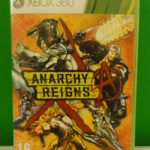 Anarchy Reigns (1) Front