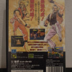 Art Of Fighting (2) Back