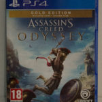 Assassins Creed Odyssey Gold Edition (1) Front