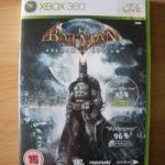 Batman Arkham Asylum (1) Front