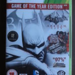 Batman Arkham City (1) Front